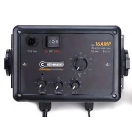 New Controlador Clima min/max histeresis 12Amp