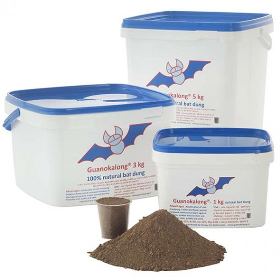 Guanokalong en polvo 1kg
