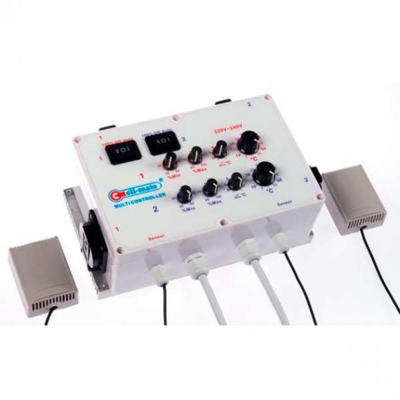 *Controlador Clima 12+12 Multi Controller