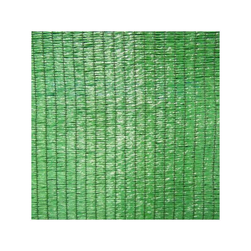 Malla sombreadora verde (rollo 4x5mt)