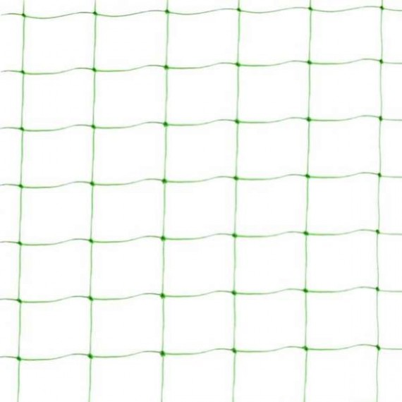 Malla de entutorar (malla de cultivo) 2mx25m