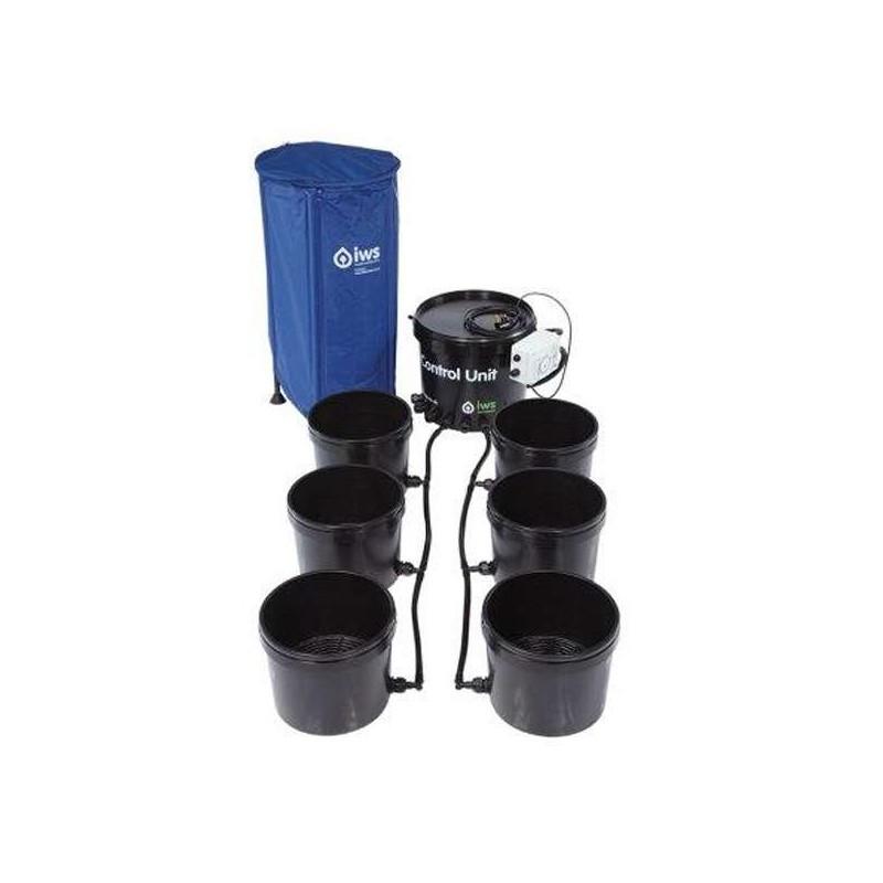 Promo - IWS Flood & Drain Basic 24 Pot 250L.