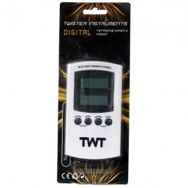 Termohigrometro digital TWT HH348 SIN sonda