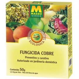 Fungicida Cobre Gama Bio 50gr.Masso
