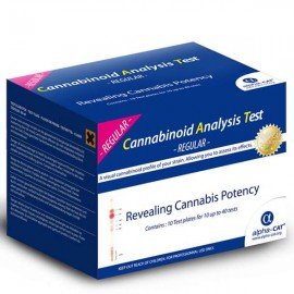 Cat Regular Kit Cannabinoid Analysis