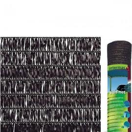 Malla sombreadora negra (rollo 2x10mt)