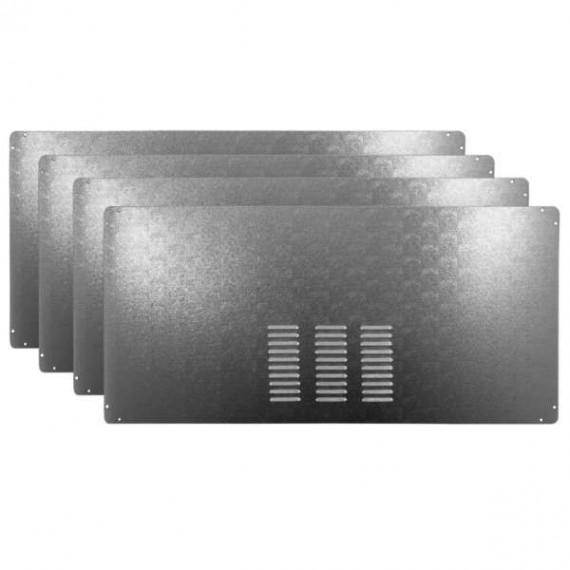 Paneles de reflexion adicional 1000x500x0,5mm