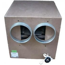 Caja Extr. ISOBOX  mdf 7000m3 2x250/2x250