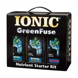 Promo - Green Fuse Starter Kit Soil (GT)