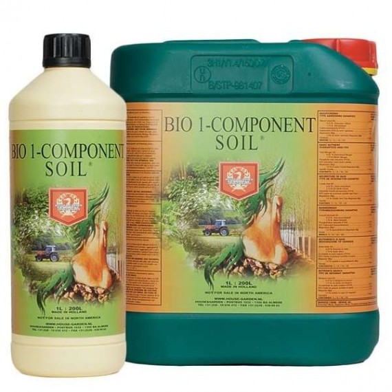 Aarde Bio 1 componente (Grow&Bloom) 20L (H&G)