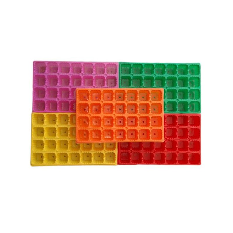Promo - Bandeja semillero 28alv. Colores