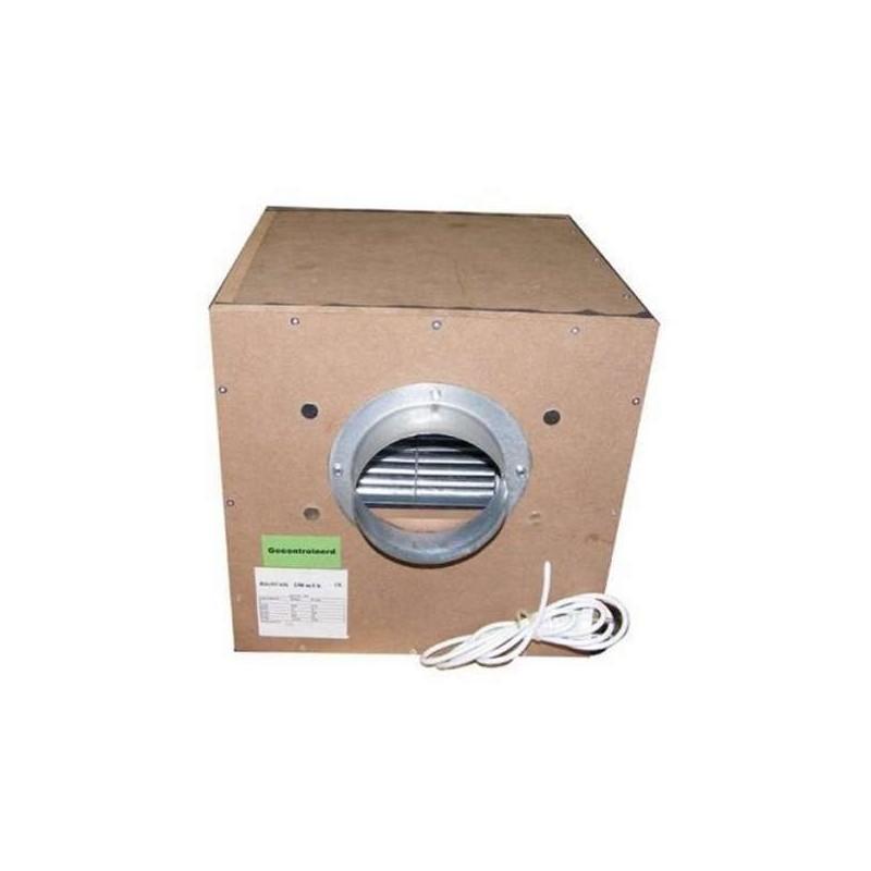Caja Extr. ISOBOX  mdf 125mm. 250m3