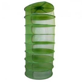 Secadero grande (Redondo, 8 pisos, 90cm) Verde
