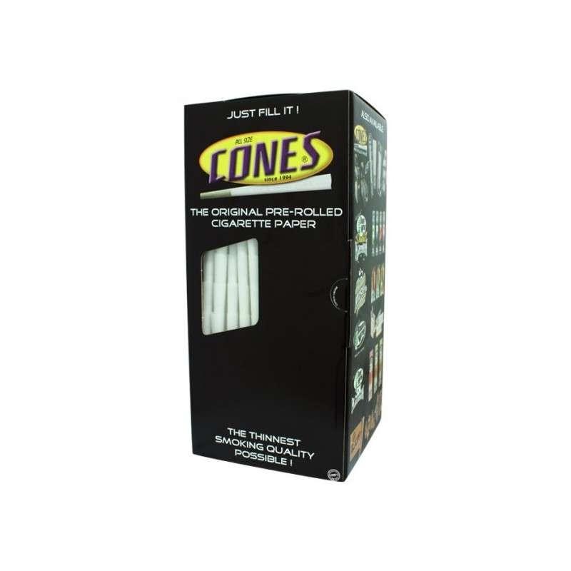 Cones Bulk 26mm Filter Blanco (1000pcs)