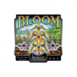 3-Part Bloom 0,9L. (32oz) Humboldt
