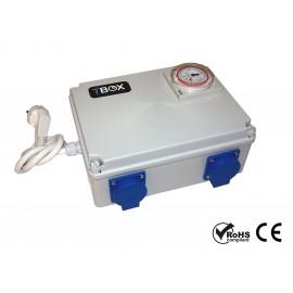 Temporizador electrico 4x600w TBOX