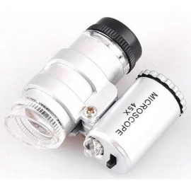 Microscopio LED 45X