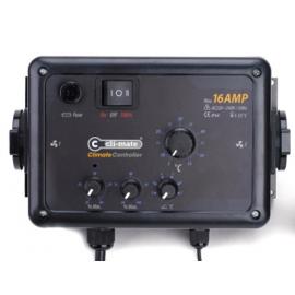 New Controlador Clima min/max histeresis 16Amp