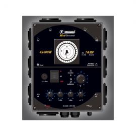 Temporizador,controlador histeresis y (des) Humidificador 2X600 +7AMP