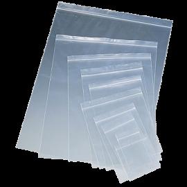 Bolsa cierre transparente 250x330x0,05mm  5L  (100uds)