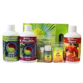 Promo - Tripack Flora Series agua blanda (GHE)