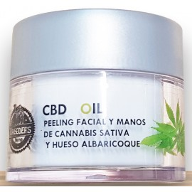 Exfoliante Facial y Manos  30ml.