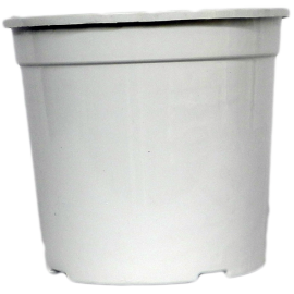 Contenedor alto C20 altura 19,5cm  Blanco  5,8L